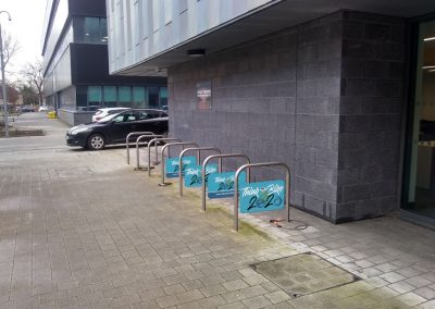 Think Bike 2020 cycle stands